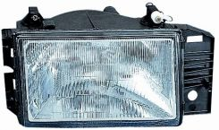 LHD Headlight Fiat Tipo 1988-1992 Right Side