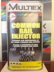 Multiex Common Rail Injector Additivo Antigrippante Sistemi Diesel Gasolio 1 Lt