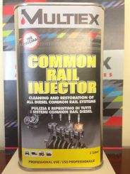 Multiex Common Rail Injector Additivo Antigrippante Sistemi Diesel Gasolio 15 Lt