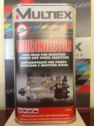 Multiex Multinjector Additivo Pulizia Pompe Iniezione Iniettori Diesel 1 Lt 33330