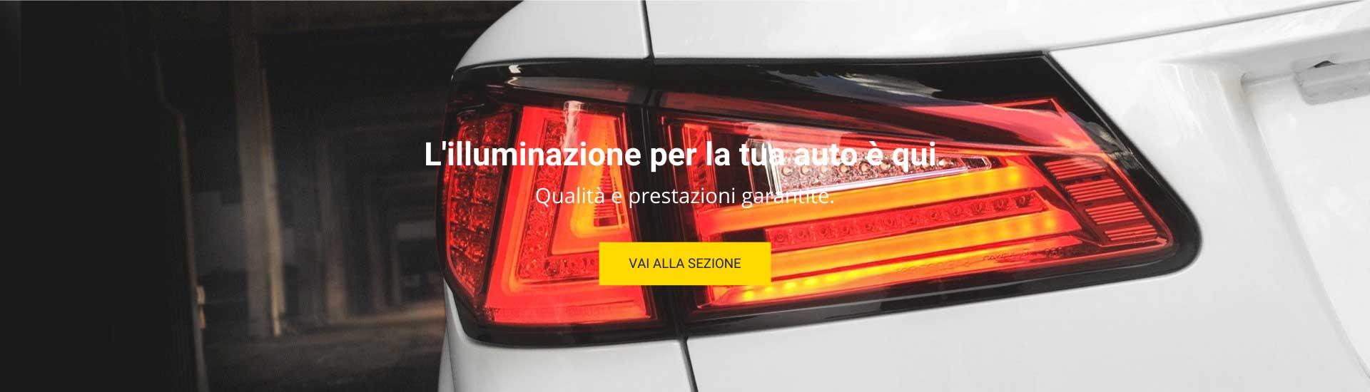 Illuminazione Per Auto